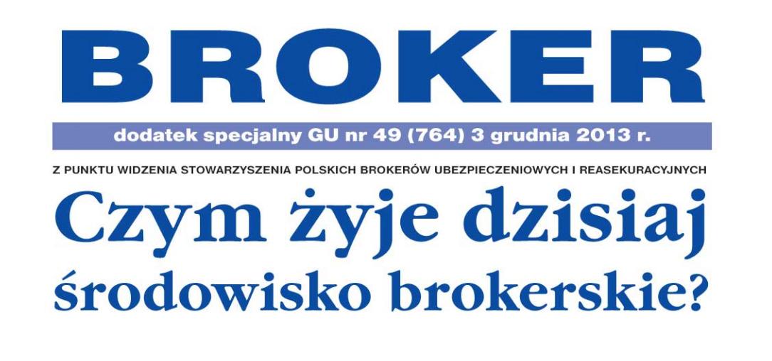 Umowa brokera ubezpieczeniowego